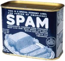 The spam war